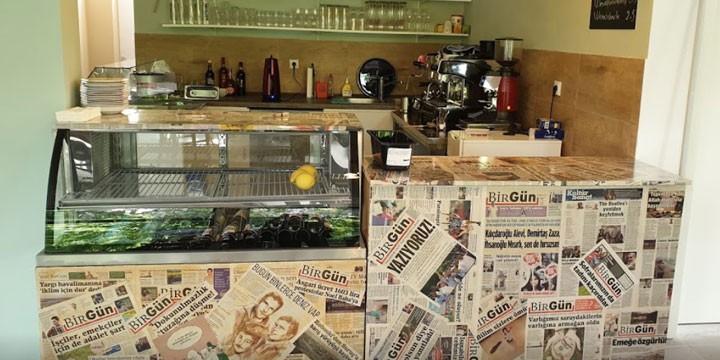 Bavul Kunst & Kultur Cafe