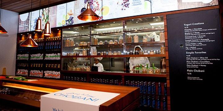 Chobani Cafe Soho