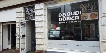 Daoudi Döner à la Plancha